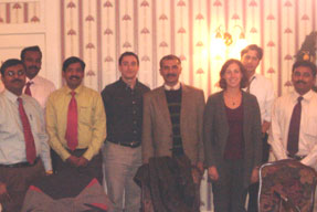 [image india-cl.jpg align=right Members of the Confederation of Indian Industry, U.S. EPA Climate Leaders, and WRI met in Boulder, Co. on Dec. 5 to discuss the design of a new GHG program for India